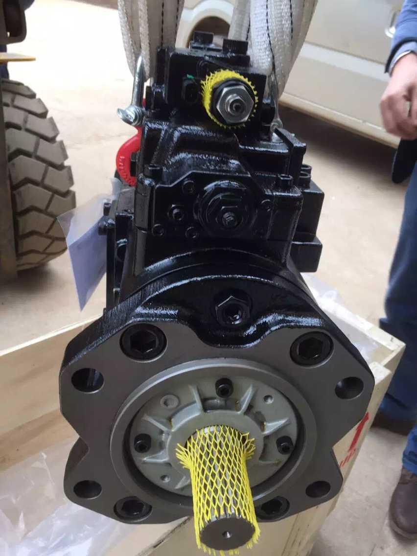 川崎主泵k3vl200/b-1erfm-l1/1-h5一级授权代理图片