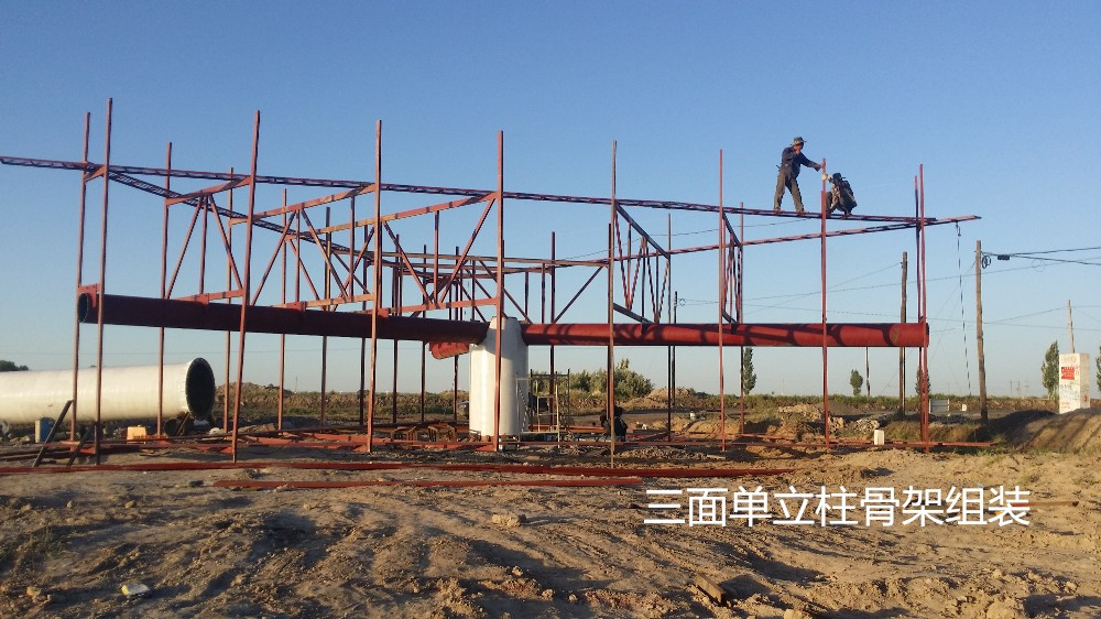 单立柱牌承重结构钢材具有抗拉强度,伸长率,屈服强度(或屈服点)和硫