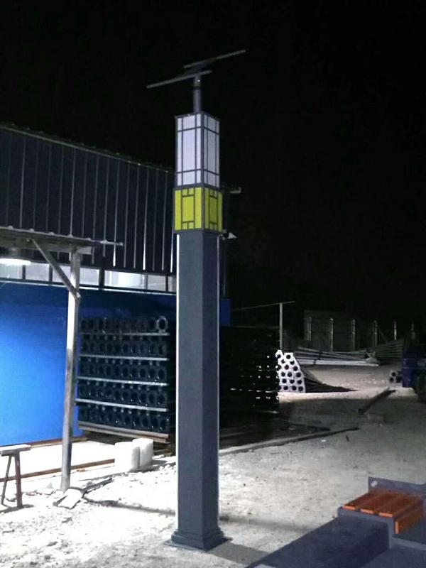 伊春金山屯7米8米太阳能路灯厂家全套价格清单表