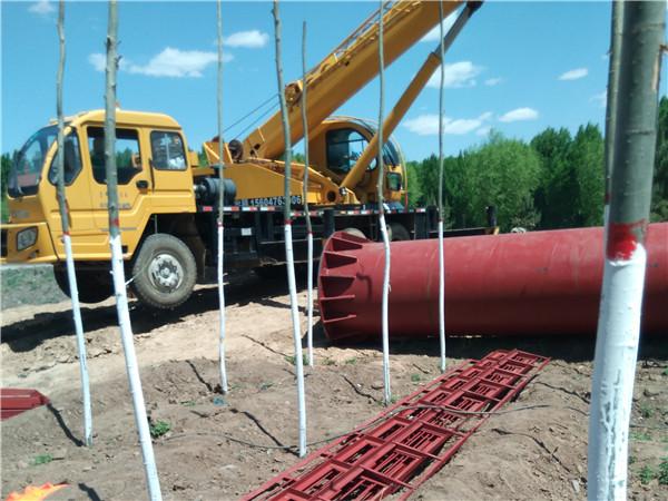 高牌钢结构构件厂之前;在安装现场组装完毕,整体吊装前,必须进行工程