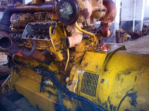 可信赖的岱山慈溪维修柴油发电机图片