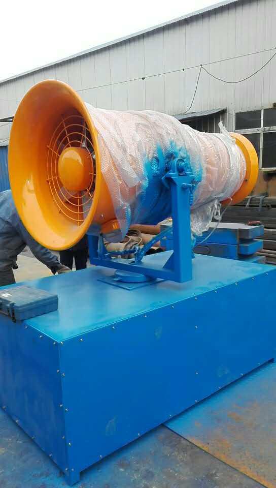 车载喷雾设备-合肥工地降尘喷雾机图片