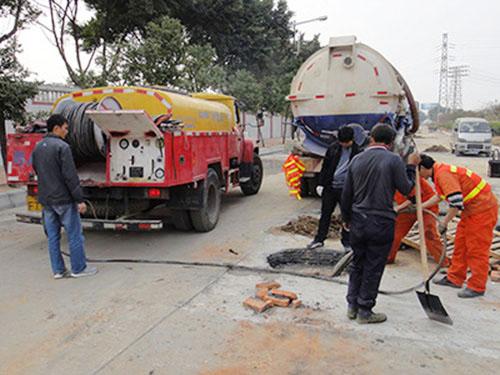 龙南县清理化粪池价格、化粪池清理联系电话