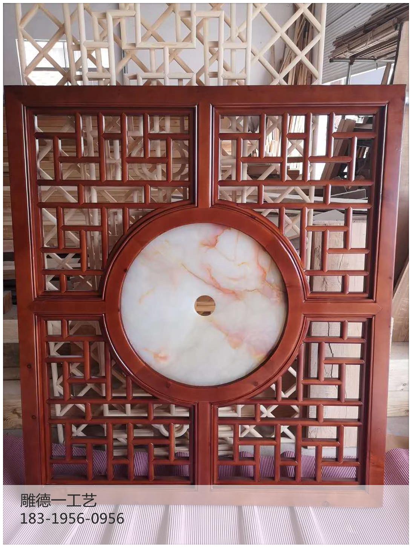 沙比利实木花格价格(定做定制)格仔窗