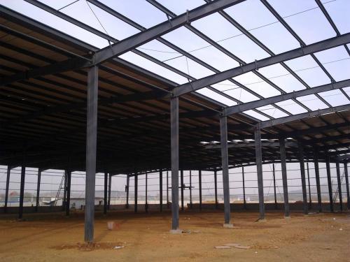 钢结构楼层图片自贡市  欧拉德loft钢结构阁楼板的优点就在于它集