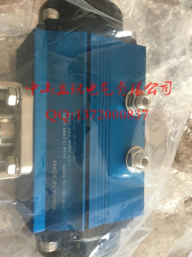 韩国yoonvalve阀门,气动阀ja-rd100-80pf产品报价图片