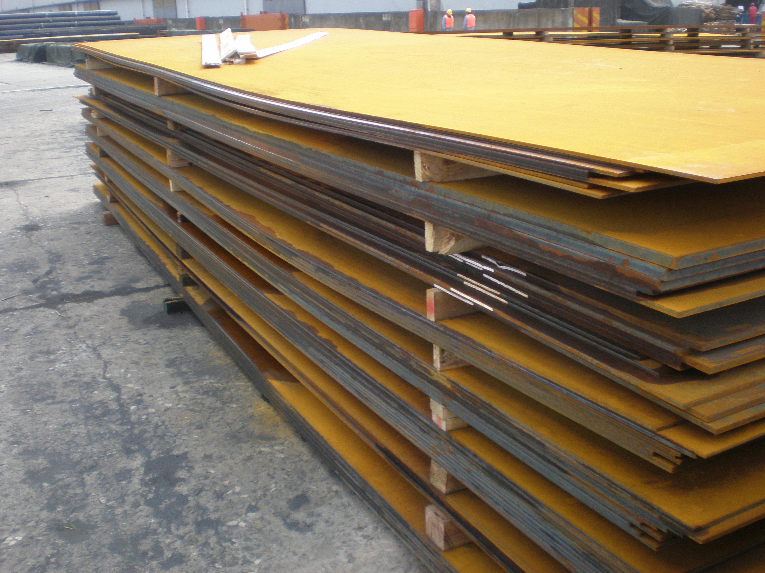 菏泽nm500钢板价格