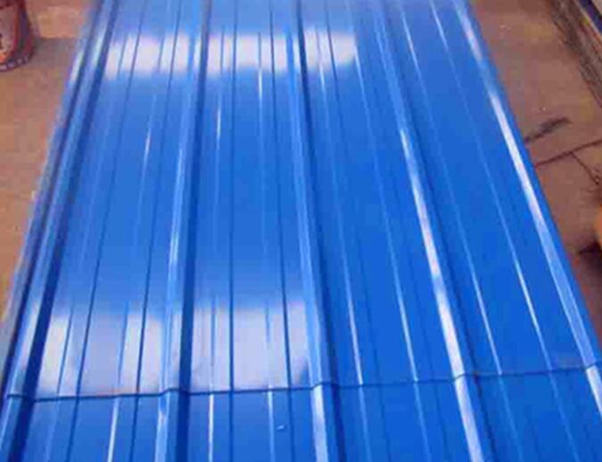 现货供2mm铝合金波纹板生产快