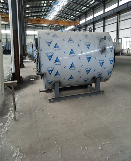 甘孜6吨燃油气蒸汽锅炉体型