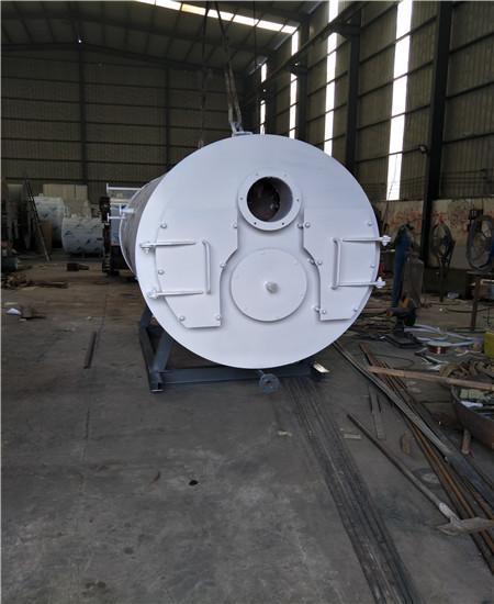 5吨燃油气蒸汽锅炉体型