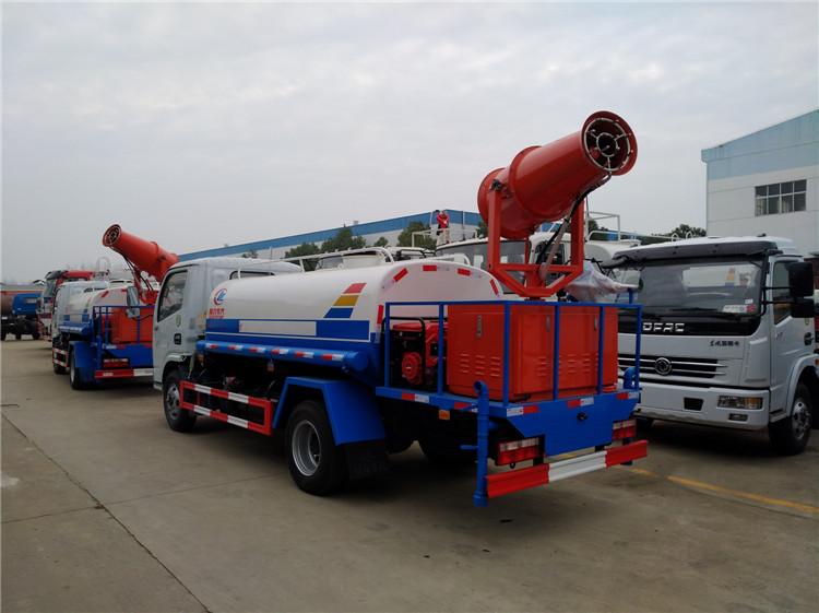 5吨扶贫灌溉喷雾降尘车在什么地方有卖图片