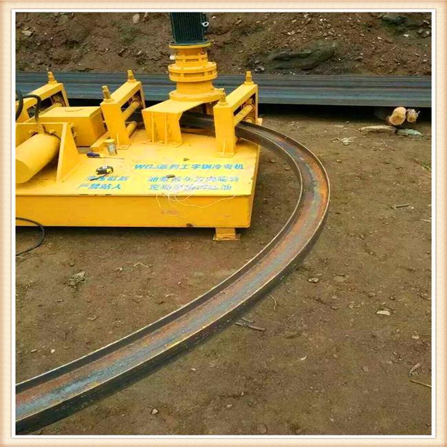 機械類新疆塔城大直徑冷彎成型機250圓管折彎機H型鋼彎弧機