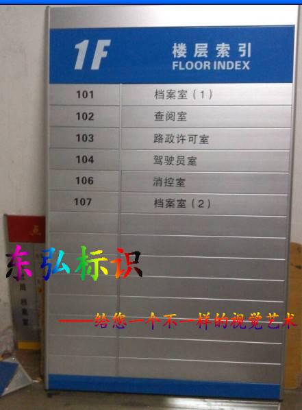 学校标识标牌导向标识牌分类:一,户外标识牌户外建筑名称主体标识图片