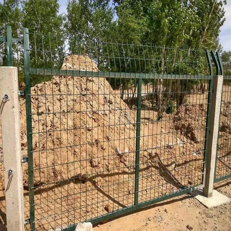 边坡防护围栏 设计