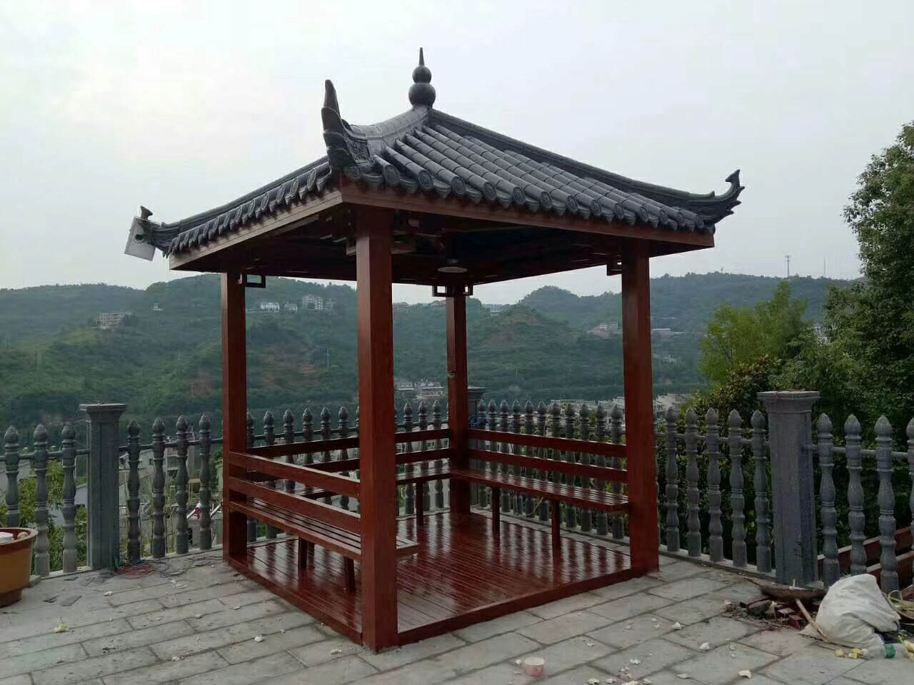 江苏省常州市的风景