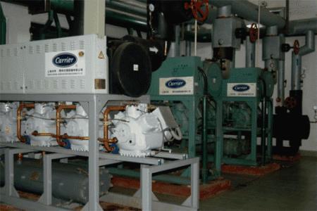 工业锅炉内部结构图