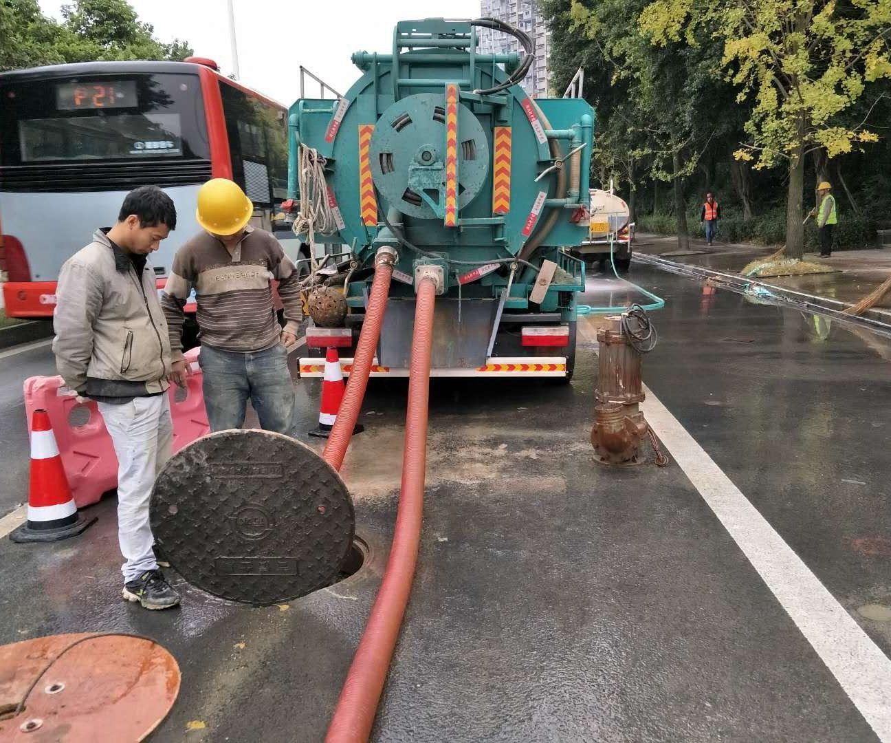 夏履镇雨污水管道检测价格