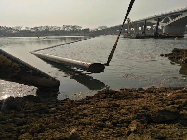 泰安水下作业品牌2018工程案例