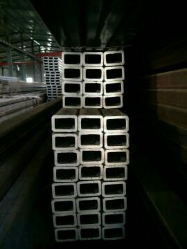四平市Q345B75*75方管国标现货