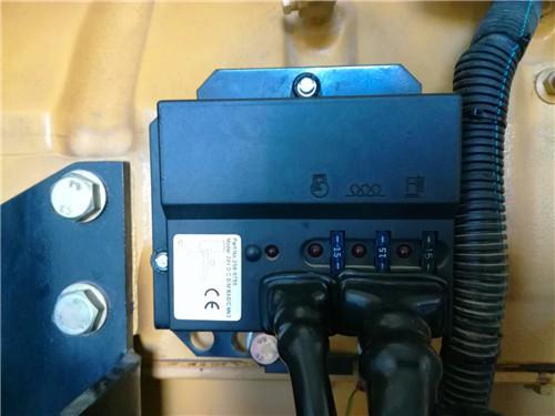 三相滑环电机接线图