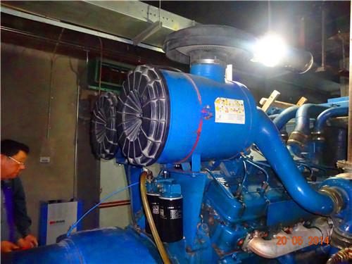 武陵价格合理的三菱发电机维修