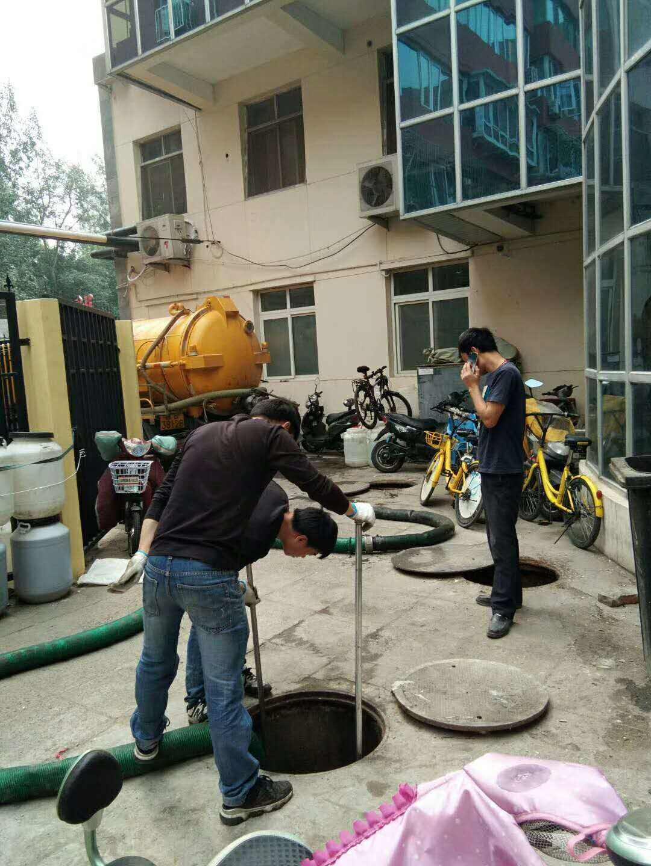 武汉市江汉区隔油池清理价格优惠