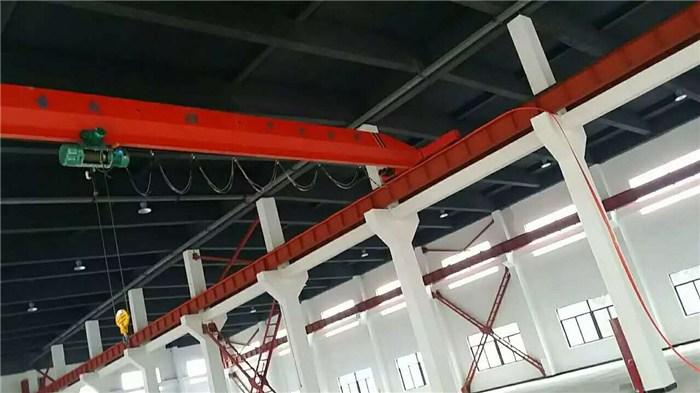 淄博周村2吨轨道行吊,32吨起重机行车
