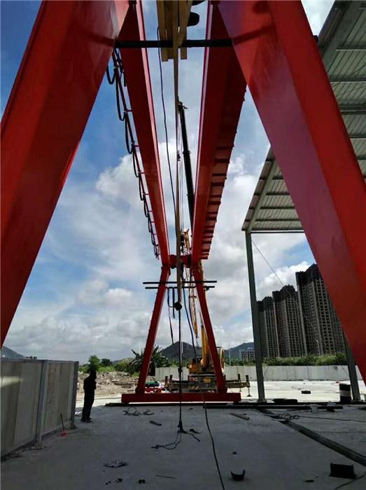 芜湖马塘10t龙门航吊,120吨行吊制造厂商