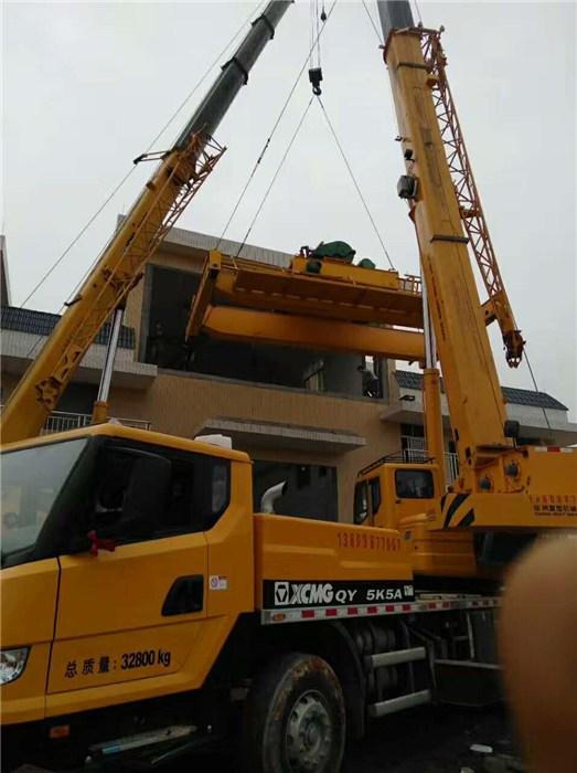 温州瑞安60吨行车厂家直销,5t行车厂家