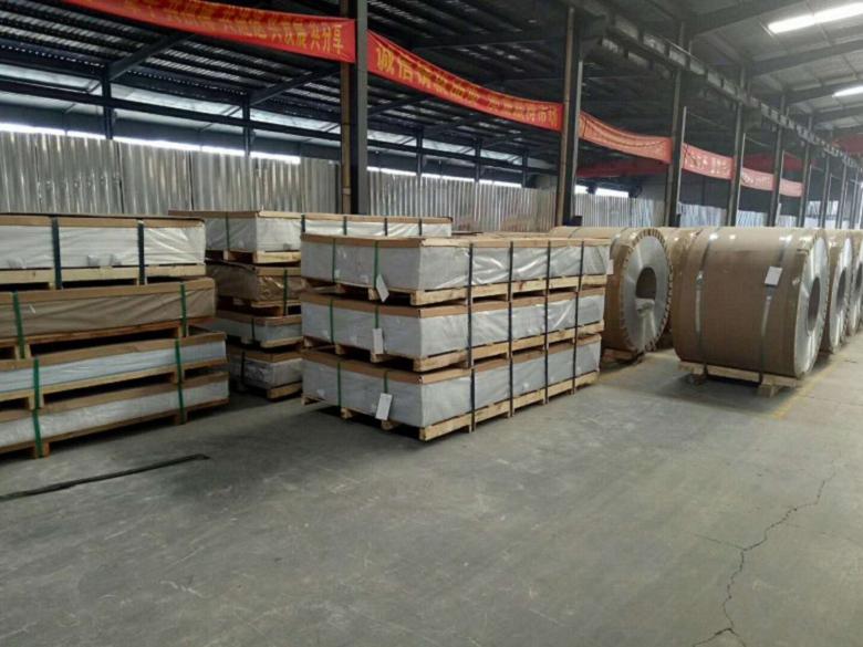 0.7mm防腐铝卷板一平方厂家价格