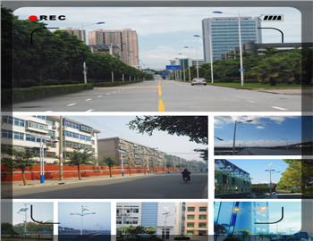 来宾6米30瓦太阳能路灯价格多少区域