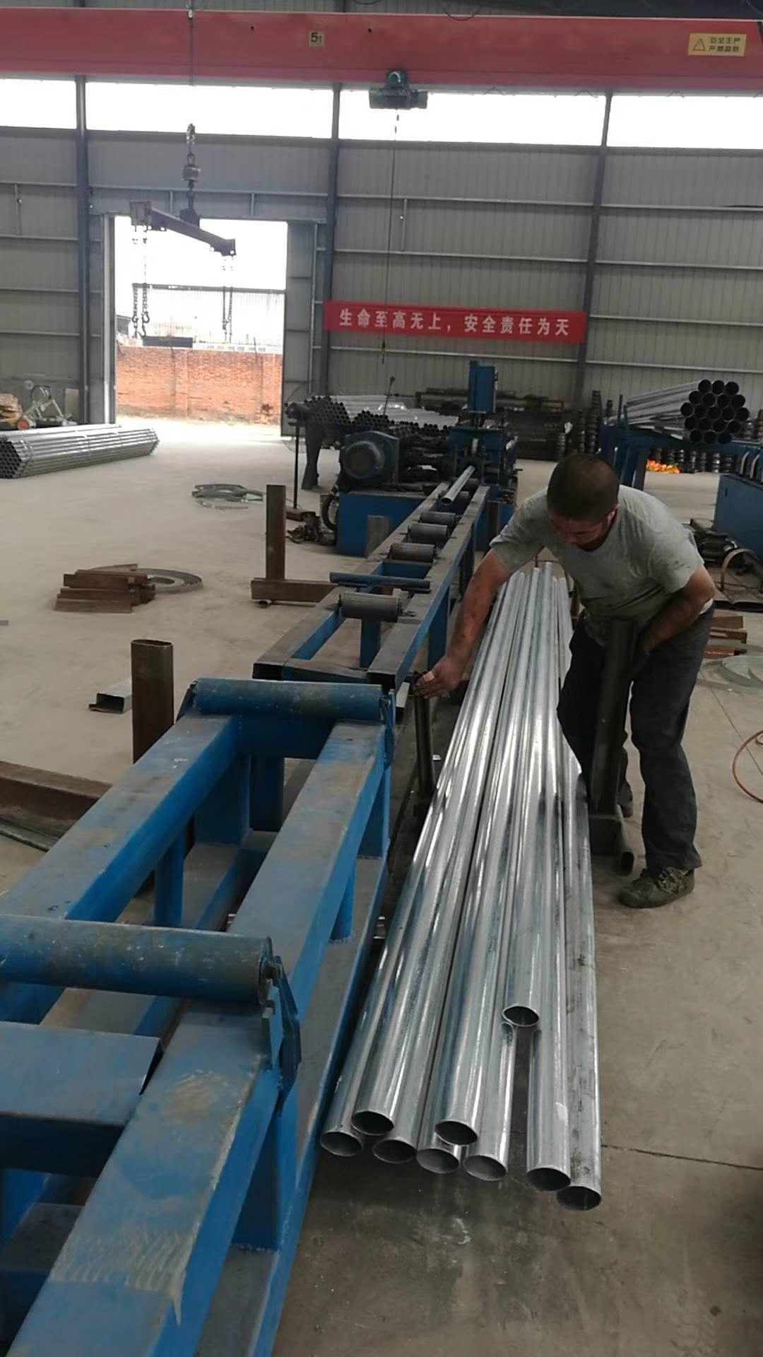 金昌异型钢管加工厂//扇形管尺寸//凹槽管