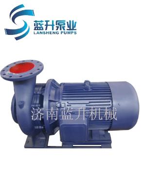 结构紧凑,泵与电机轴承配置合理,能有效地平衡泵运转产生的径向和轴向