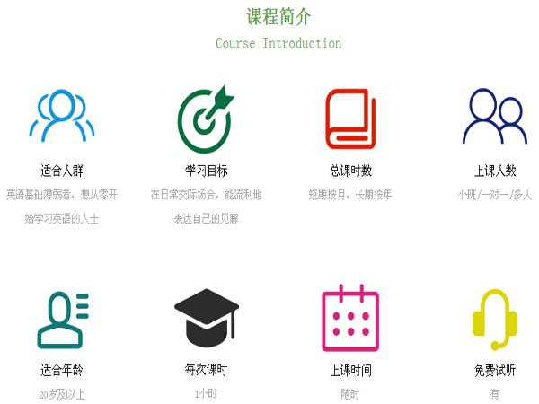 广州奥园广场零基础英语培训学费多少-中国农