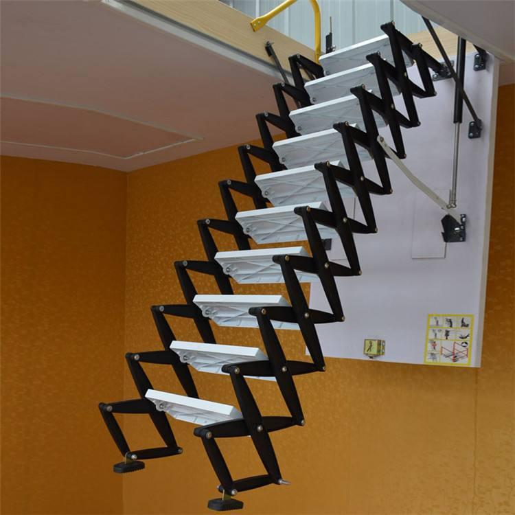 鋪面小閣樓樓梯設計圖