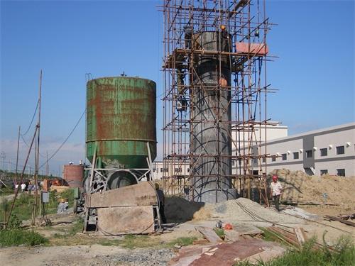 贺州烟囱爬梯安置公司除锈防腐工程队推荐