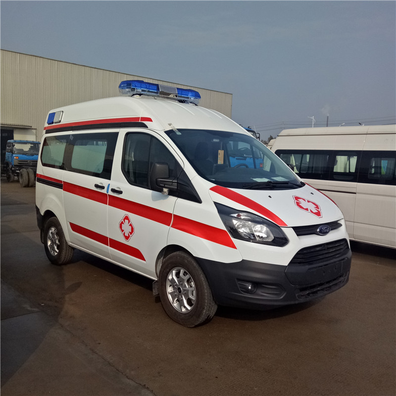福特自动档120救护车高端120车在哪里买
