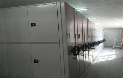 洋县行走式密集柜安全可靠
