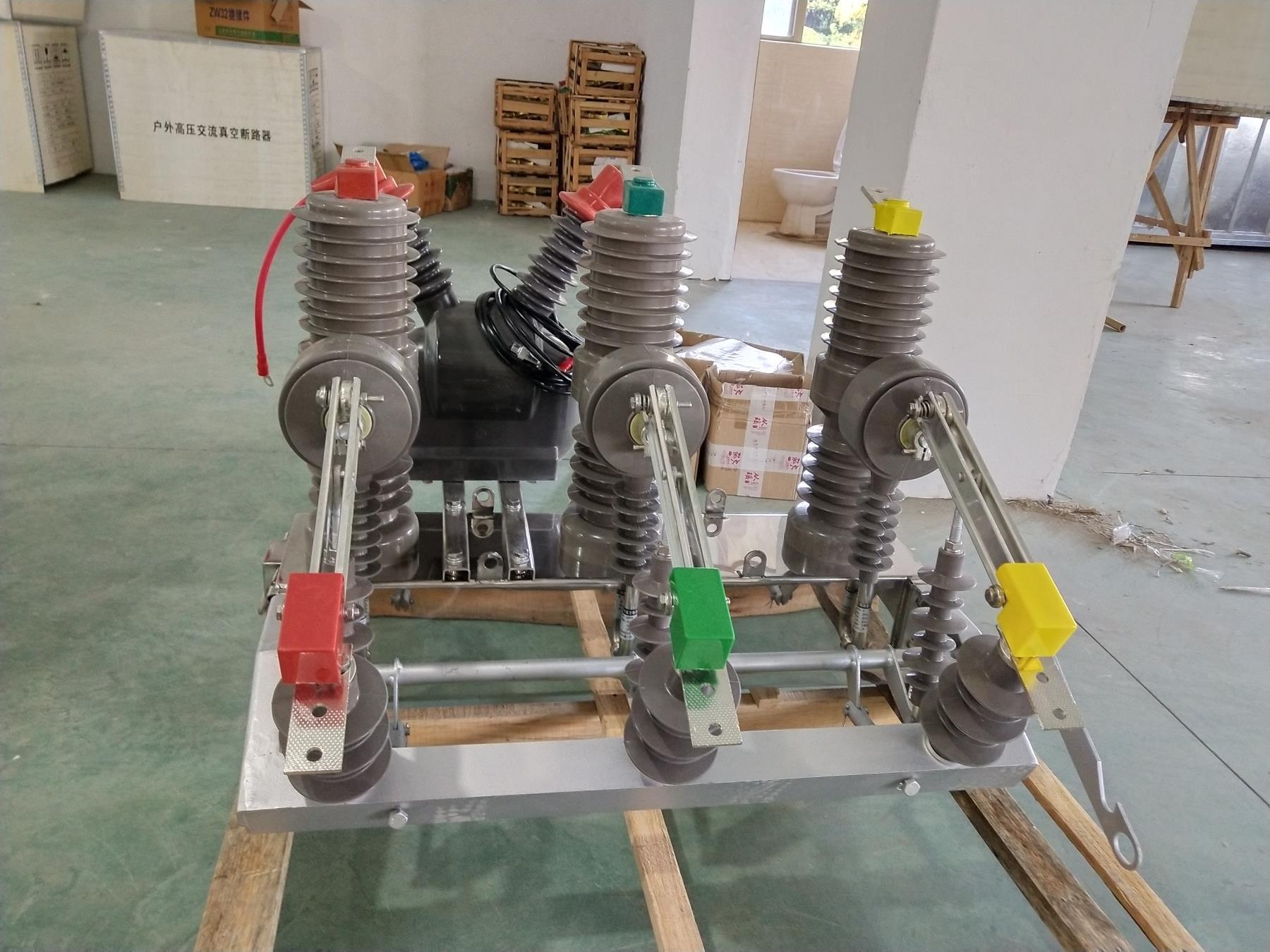 采高压电压互感器结构外置,一体安装均可.