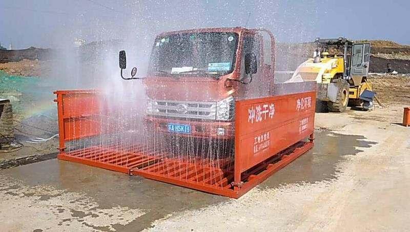 广东梅州工地洗车槽【ANRUIJIE】