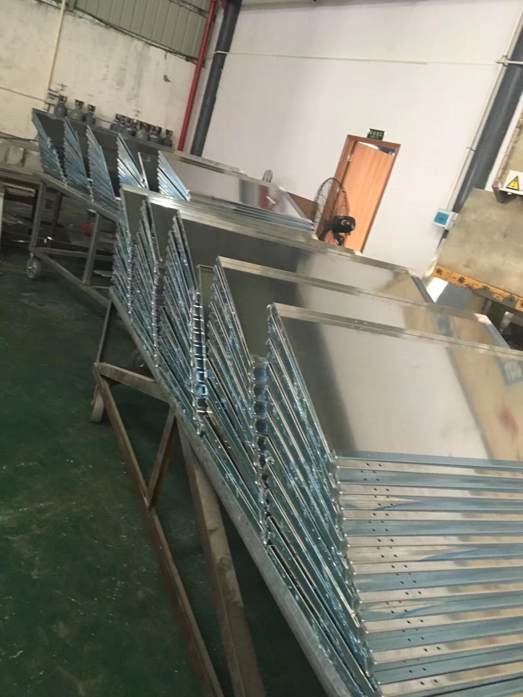 海店面修饰下隐穹隆铝板 标价低