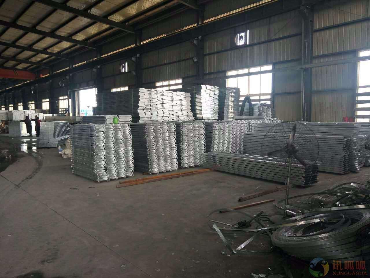 广东梅州3米*25公分热镀锌钢踏板生产厂家