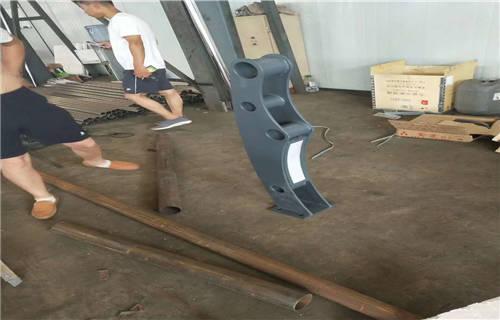 克拉玛依不锈钢复合管护栏加工定做厂家