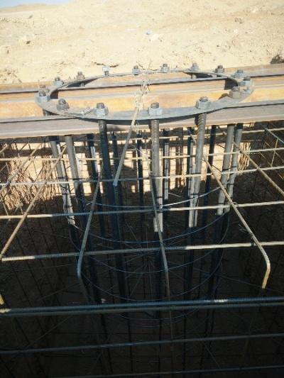 哪.河北瑞彩组装单立柱所有组装结构件全部使螺丝栓接,对尺寸要求高.