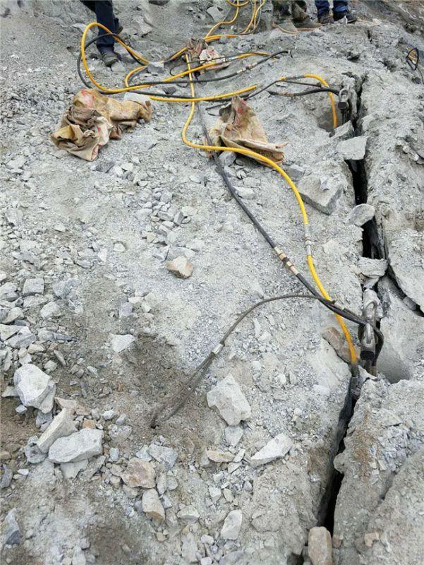 赣州市石灰石矿山快速开采
