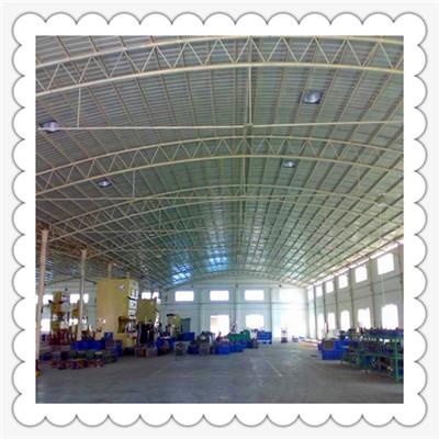 钢结构厂房简易图