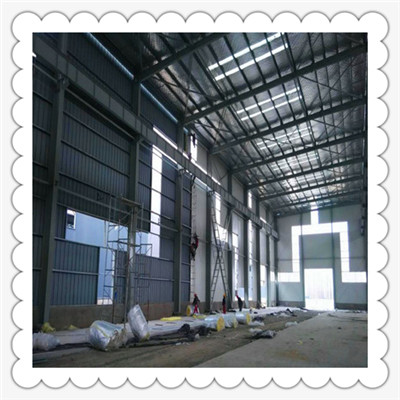 厂房内部结构