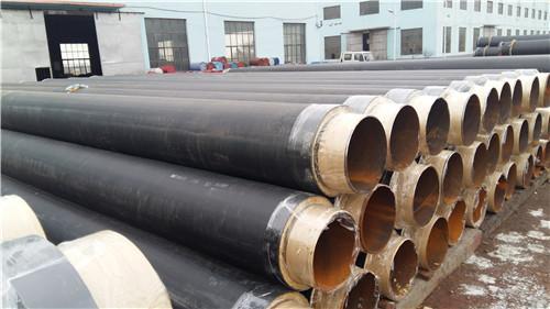 齐齐哈尔保温钢管价格