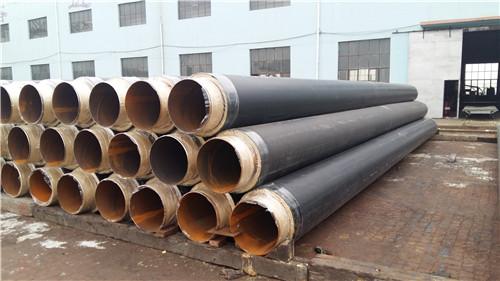 临沂钢套钢硅酸铝保温管
