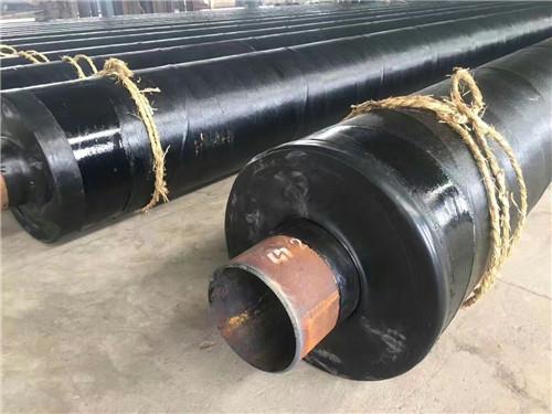优质钢套钢蒸汽保温管现货